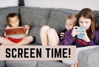 kecanduan gadget pada anak