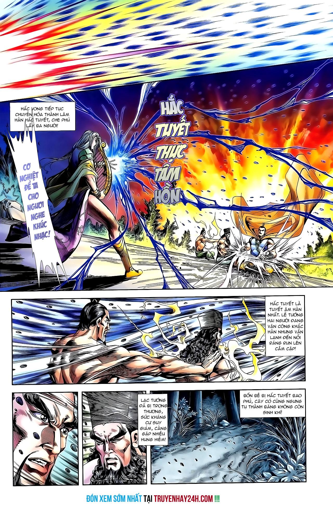 Cơ Phát Khai Chu Bản chapter 137 trang 30