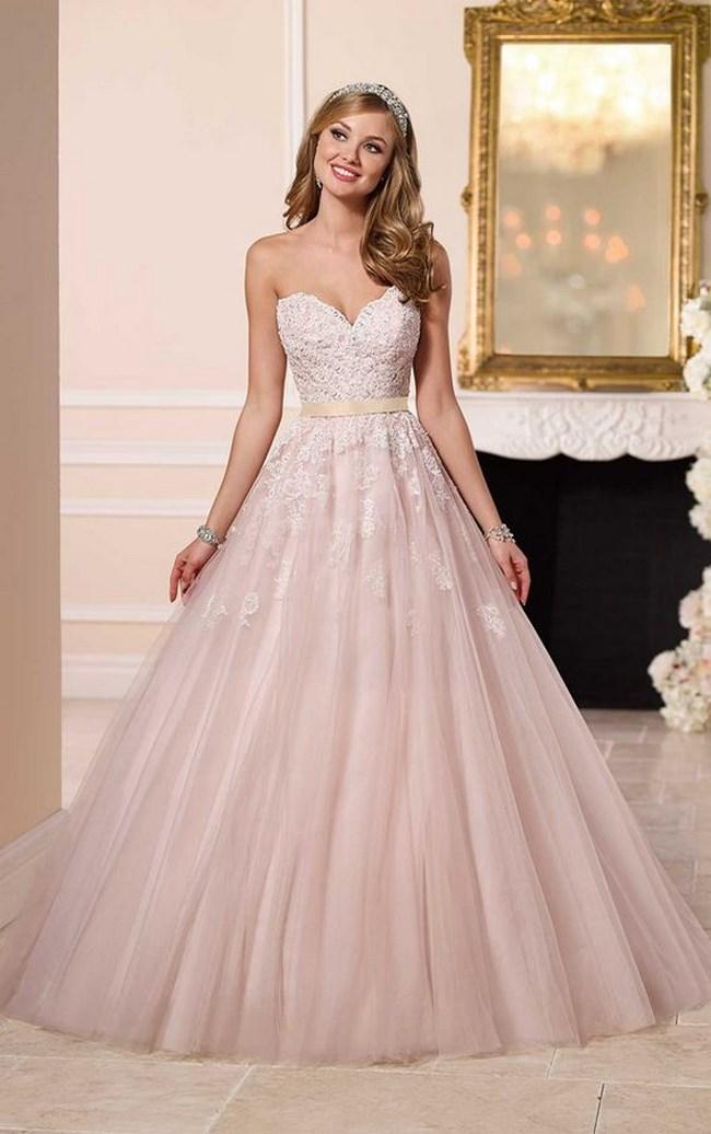 vestidos de novia corte princesa tumblr – vestidos de noche