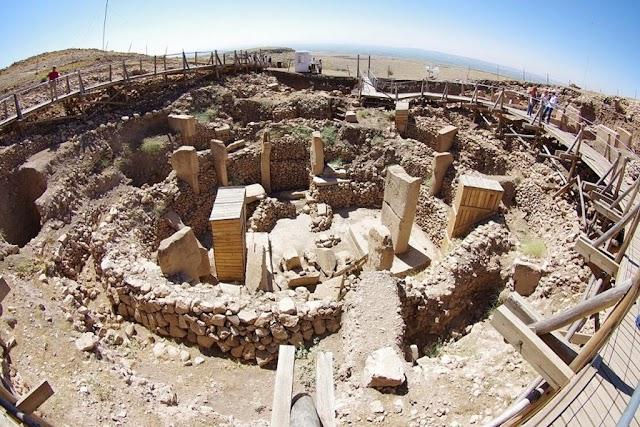 Discover Earth's oldest 12 millennium temple complex