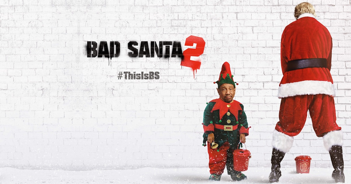 Image result for bad santa 2