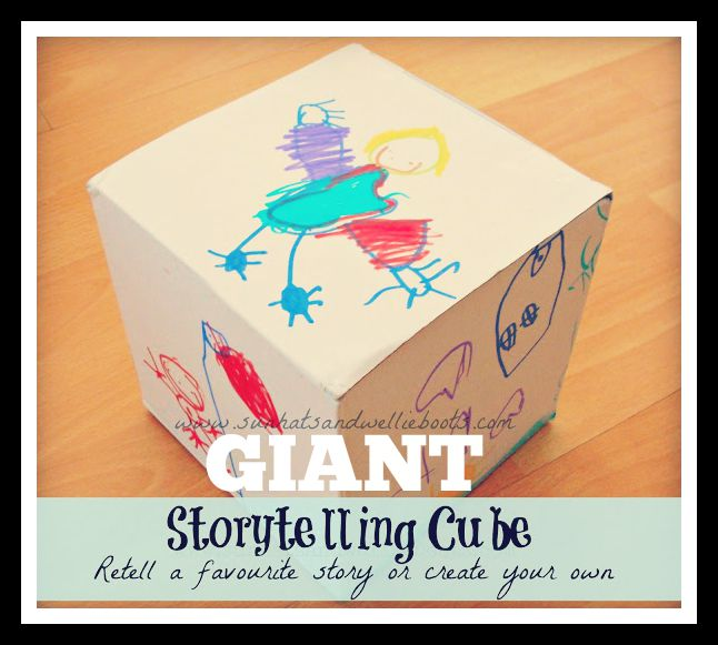 Sun Hats   Wellie Boots  Giant Story Cubes - Explore favourite tales ... e4eaf242e6ae