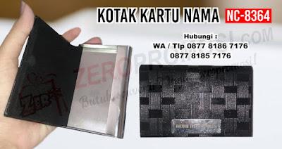 Souvenir Kotak Kartu Nama - NC-8364, TEMPAT KARTU NAMA NC8364, Jual Tempat Kartu Nama - Card Holder NC8364, Jual Tempat Kartu Nama - Card Holder NC8364, Tempat Kartu Nama Promosi, souvenir dan merchandise custom