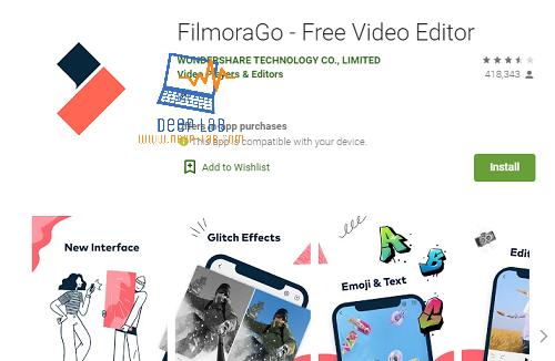 أفضل 10 تطبيقات مجانية لتحرير الفيديو لنظام Android
