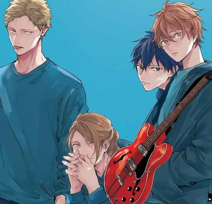 GIVEN - anime e mangá BL - receberá série Live-action