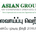 Vacancy In Asian Group