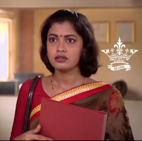 CUTE SHREYA - Shreya Daya CID