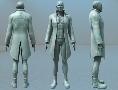 Stone for Genesis 3 Male