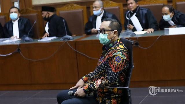 Dua Jenderal Didakwa Terima Miliaran dari Djoko Tjandra, Brigjen Prasetijo 'Potek' Jatah Napoleon