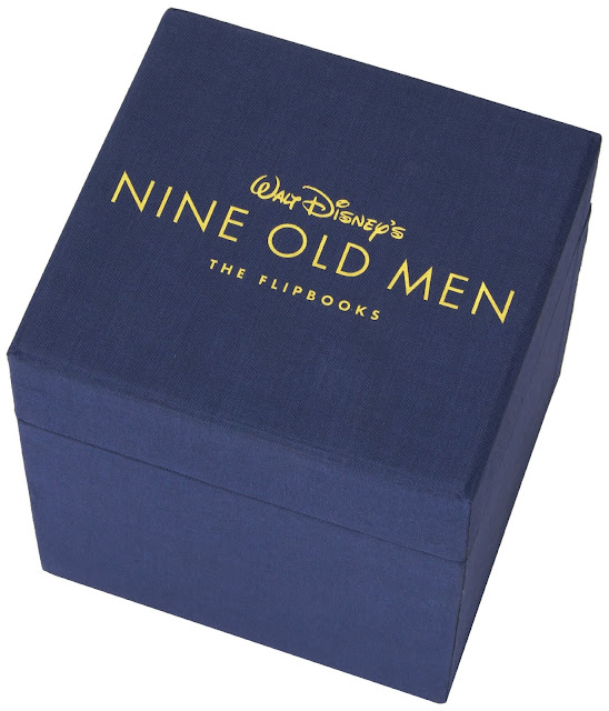 WALT DISNEY'S NINE OLD MEN - THE FLIPBOOKS