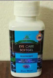 Eye Care Softgel Asli