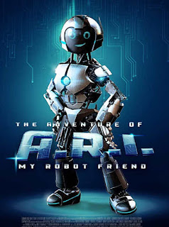 The Adventure of A.R.I. My Robot Friend 2020 مترجم