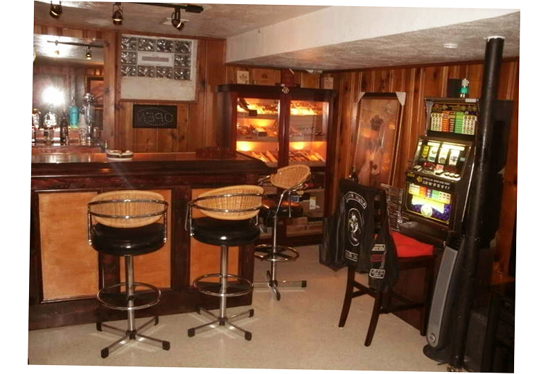 Man Cave Ideas Small Spaces : Small man cave ideas design best ellecrafts