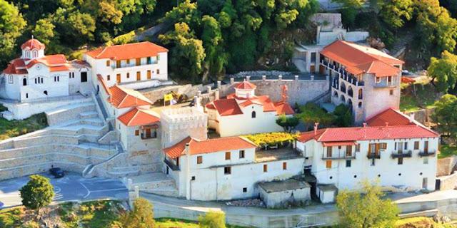 Κορωνοϊός: Κρούσματα σε μοναχούς στη Μονή Βαρσών – Έκλεισε το μοναστήρι