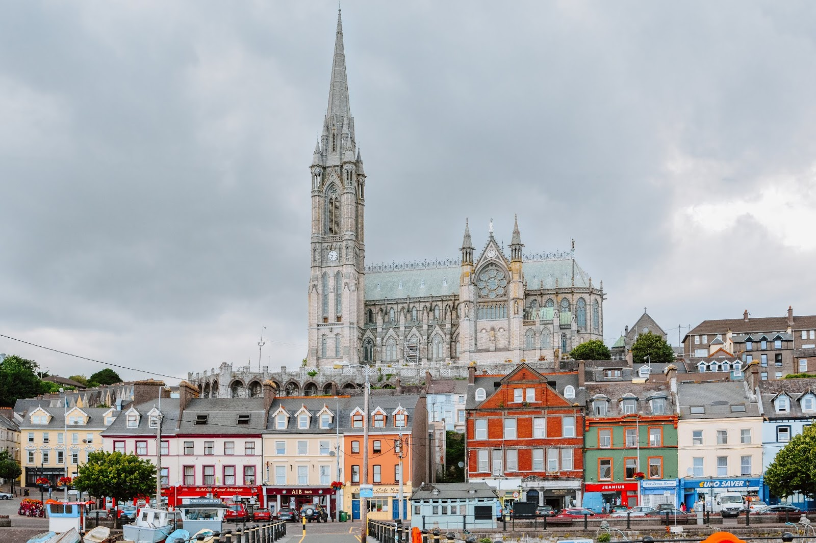 St Colman's Cathedral Cobh, Ireland