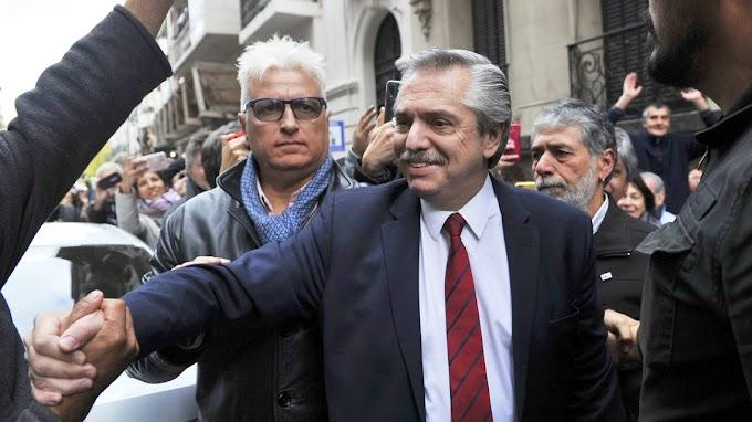 """Alberto: """"Esta vez quién gobierne no va a ir contra la gente"""""""