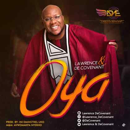 Video: Lawrence & DeCovenant – Oya