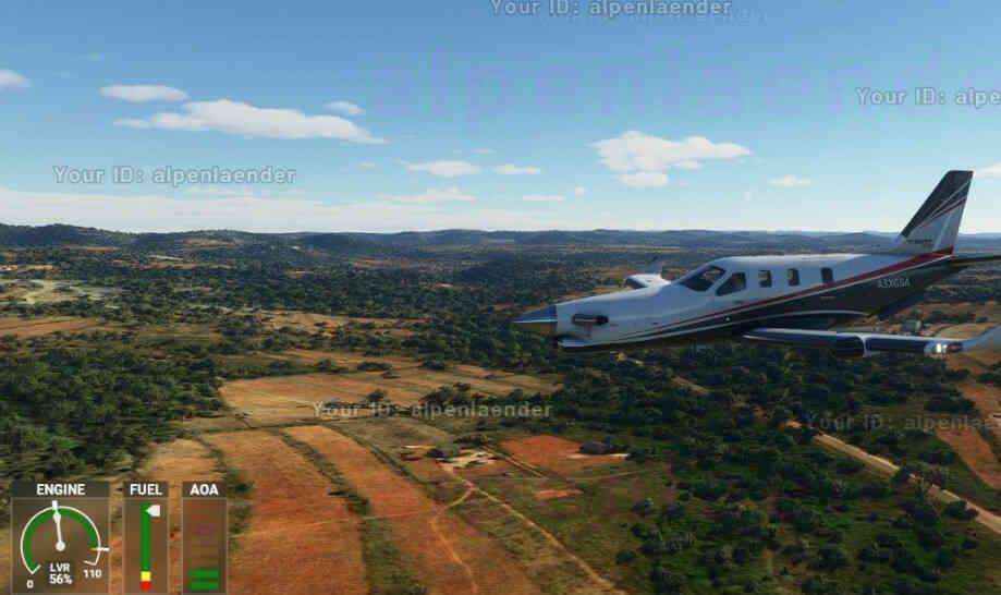 متطلبات تشغيل لعبة الطائرة Microsoft Flight Simulator 2020 للكمبيوتر