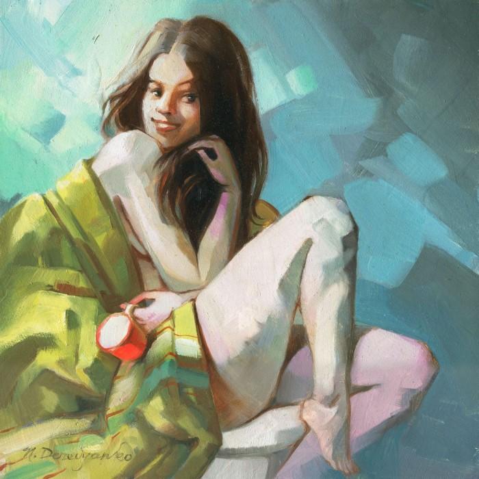 Картины, которые дарят радость и хорошее настроение
