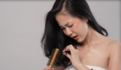 cara mengatasi rambut mengembang dan kering