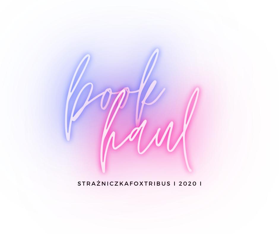 BOOK HAUL #1 I 2020 I📚😅