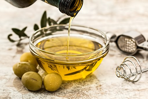 olive oil for health.