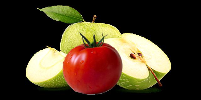 Banyak yang Belum Menyadari..!! Betapa Dahsyatnya Khasiat Tomat dan Apel buat Para Mantan 'Ahli Hisap'