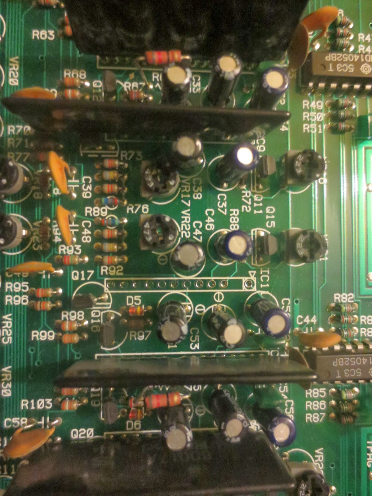 JUNO 106 Module Board