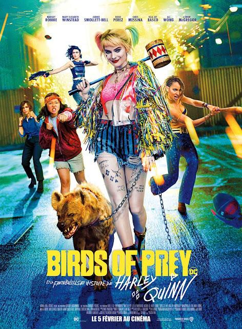 Film Birds of Prey L'Agenda Mensuel - Février 2020