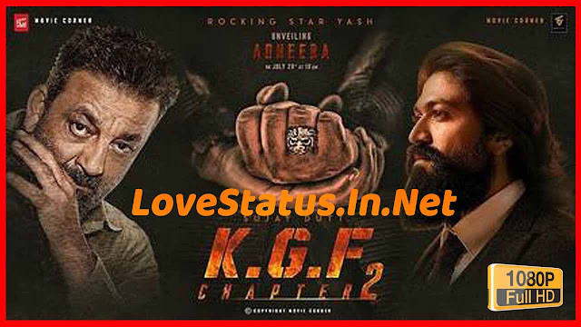 KGF 2 Movie Download 2019 720p Quality