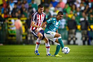 León vs Guadalajara