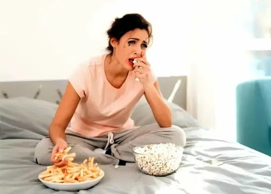 What to eat when you're stressed out