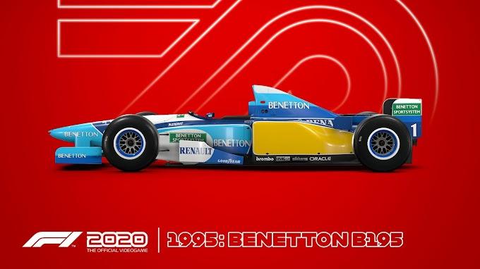 El videojuego F1 2020 ya tiene fecha de lanzamiento