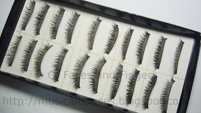 False Lashes KkCenterHK