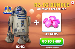 R2-D2 Bundle Star Wars Disney Magic Kingdoms