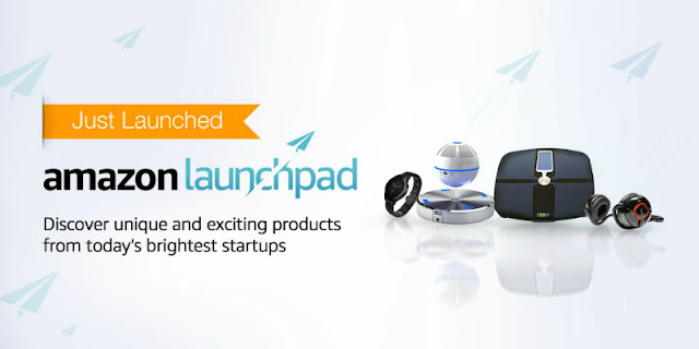 Amazon Launchpad Programme Introduced in India