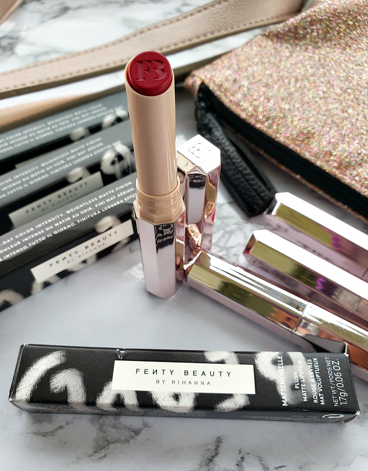 berry matte lipstick