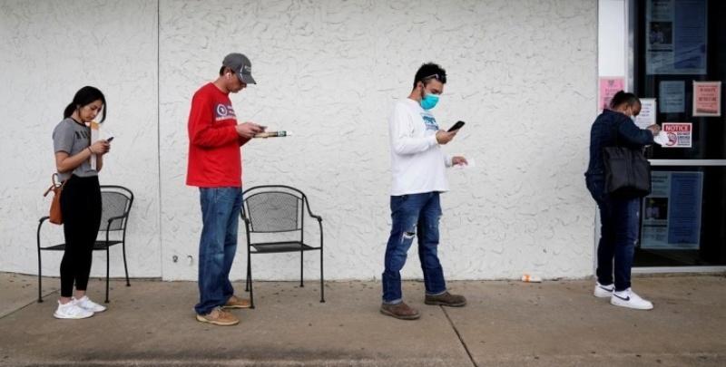 Survei: Pengangguran A.S. Alami Kenaikan 2,5 juta, Pekerjaan Hilang Sampai 2021