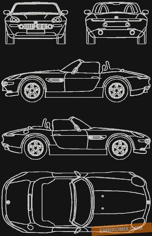 http://www.embromix.com/transport/blueprints/bmw-z8-2000/prod_6391.html