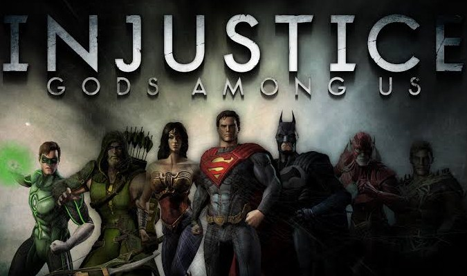 Game Superhero Terbaik tuk Smartphone Android - Injustice: Gods Among Us