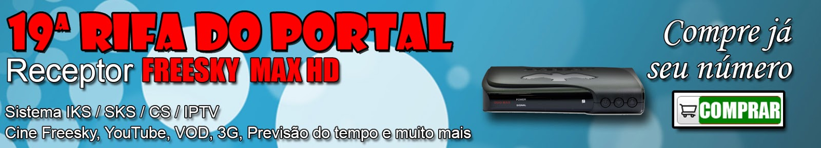 RIFA DO PORTAL