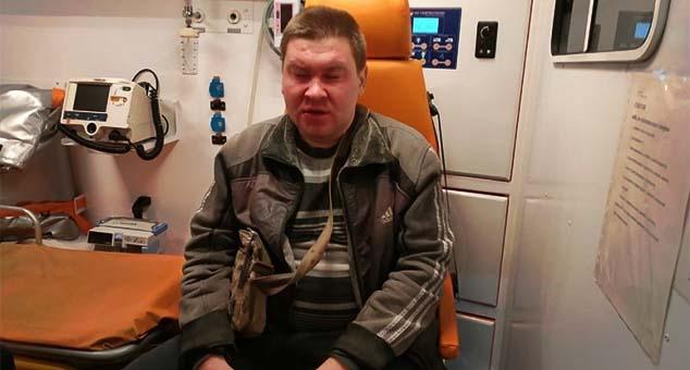 #Novinar #Ukrajina #napad #Крим #Русија #Земља #Територија