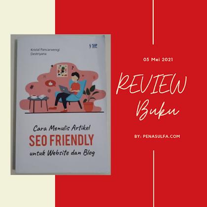 Review Buku cara menulis artikel SEO friendly