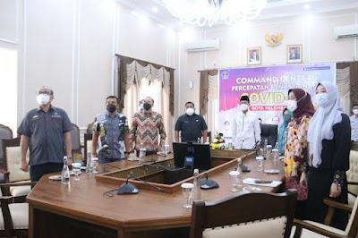 Palembang Kembali Raih Prestasi Mendapatkan  Penghargaan Kota Layak Anak 2021