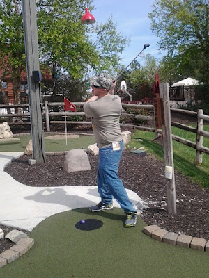 Play putt-putt - 35 Cheap (or free) Spring Date Ideas