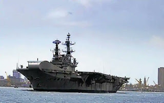 Maharashtra Govt. to convert aircraft carrier INS Viraat into floating museum