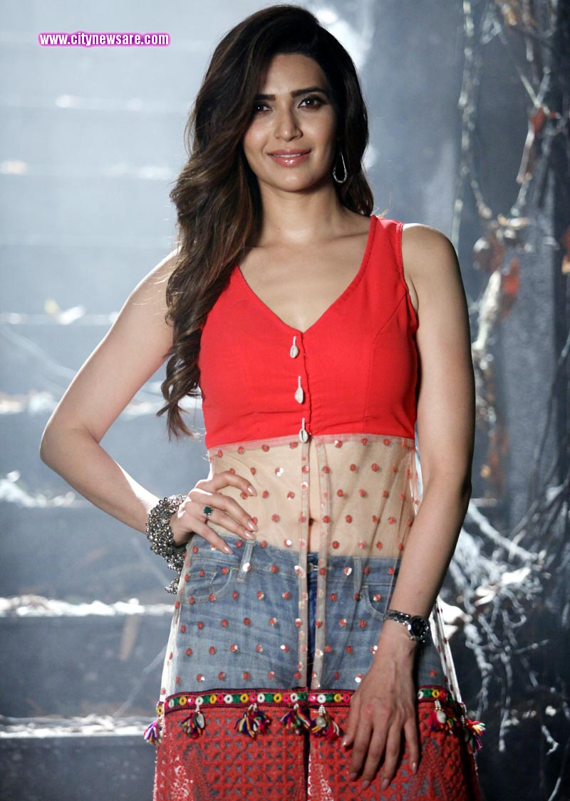Karishma Tanna as the protagonist of STAR Plus' upcoming show Qayamat Ki Raat