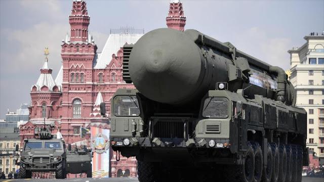 EEUU admite superioridad de Rusia y China en modernización nuclear