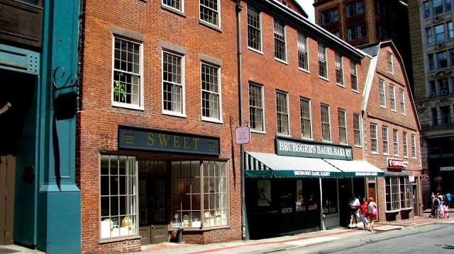 Boston old bookstore | gurlayas.blogspot.com