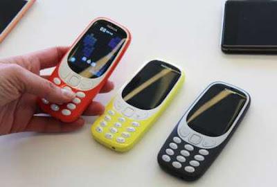 nokia membuat ponsel seri lama dengan desain dan fitur yang baru